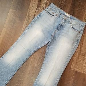 Levi's jeans 515 boot cut, sz 6m
